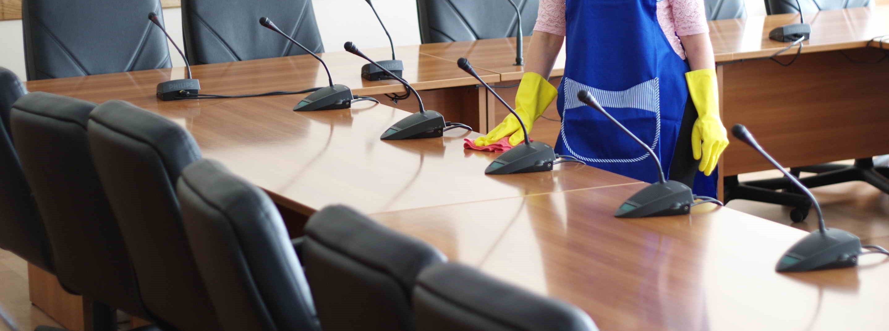 commercial cleaning services mount prospect